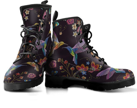 Image of Hummingbird Handcrafted Boots Limited Edition