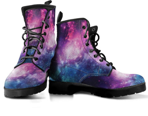 Image of Galaxy Handcrafted Boots