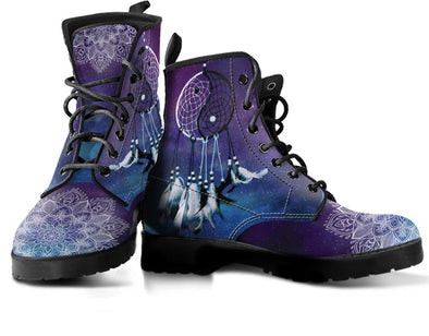 DreamCatcher Galaxy Handcrafted Boots