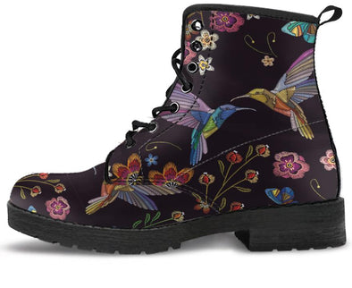 Hummingbird Handcrafted Boots Limited Edition