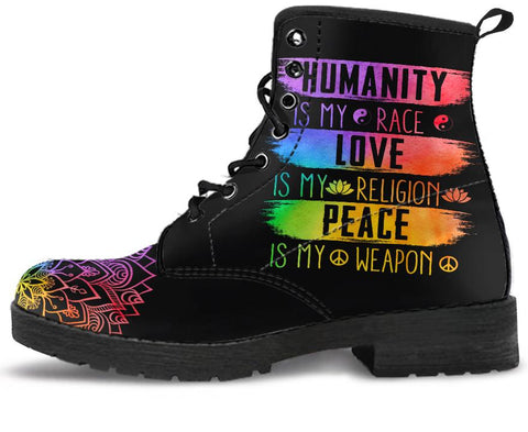 Humanity Handcrafted Boots