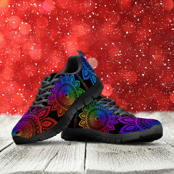 Chakra V1 Handcrafted Sneakers