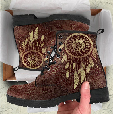Paisley Dreamcatcher handcrafted Boots