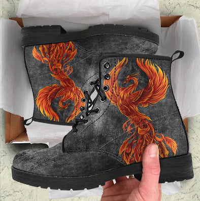 Phoenix 1 Handcrafted Boots