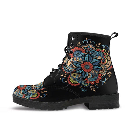 Image of Henna Handcrafted Boots