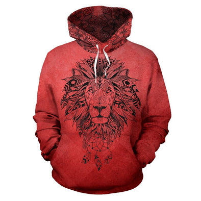 Red Lion Hoodie
