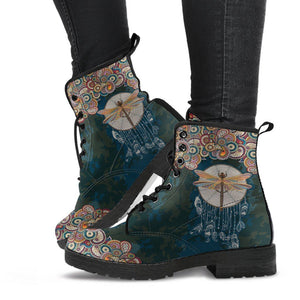 Dragonfly Dreamcatcher Boots