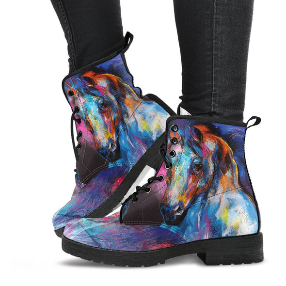 Colorful Horse Boots