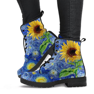 Sunflower Boots
