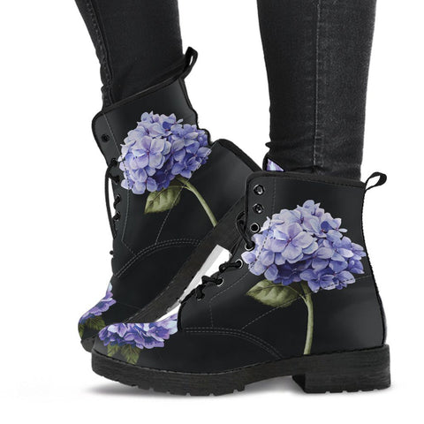 Image of Hydrangea Flower Boots
