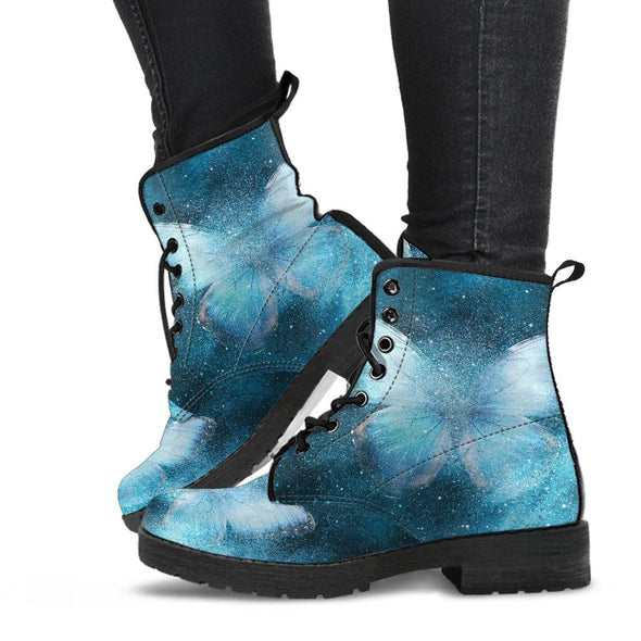 Galaxy Butterfly Boots