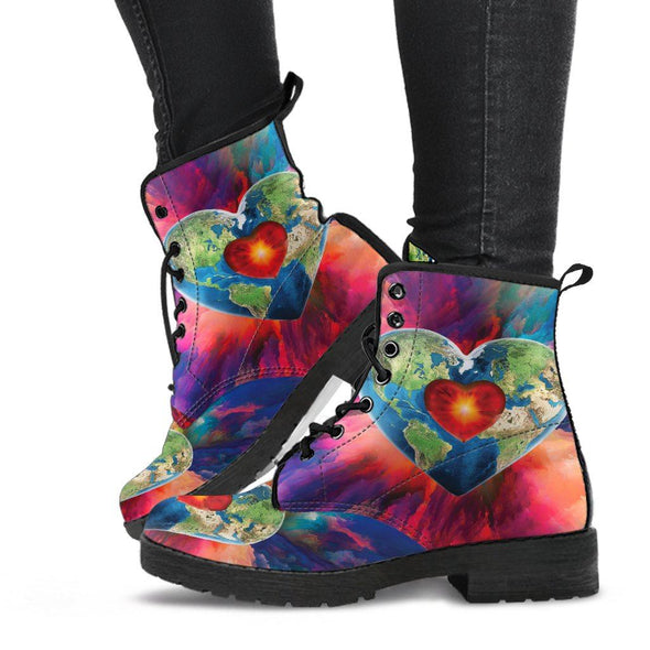 Earth And Heart Boots