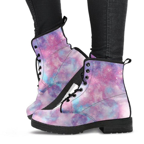 Image of Pink Galaxy Boots