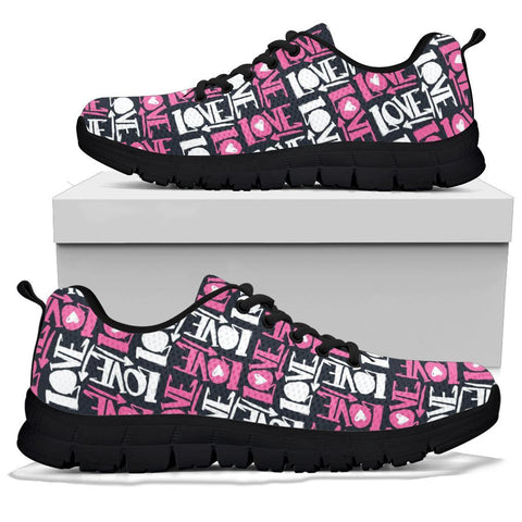 Image of Love Sneakers