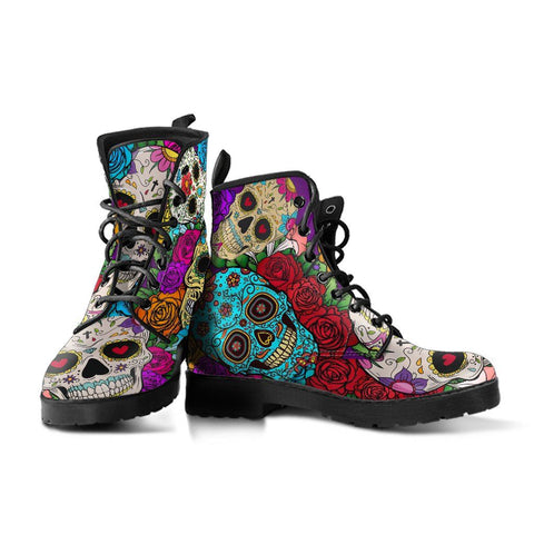 Image of Sugar Skull Boots