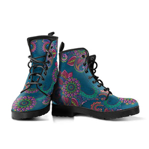 Paisley Flower 2.0 Boots
