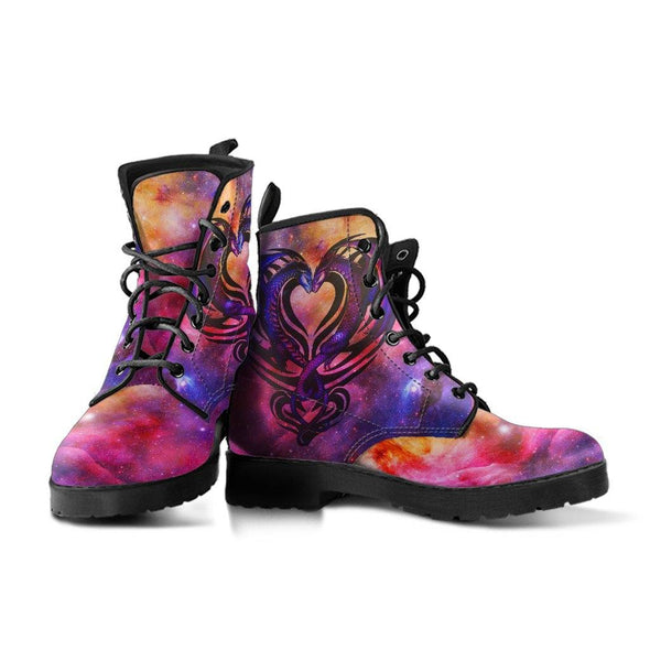 Galaxy Dragon Boots