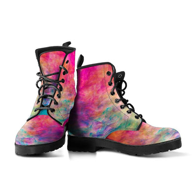 Colorful Smoky Boots