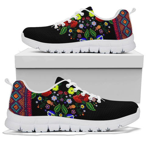 Image of Boho Floral Sneakers