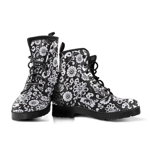 Image of Paisley Floral Boots