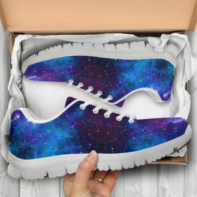 Limited Edition Galaxy Handcrafted Sneakers