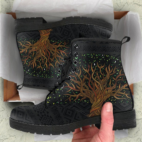 Image of Boho Tree Of Life Boots
