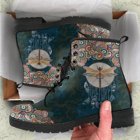 Image of Dragonfly Dreamcatcher Boots