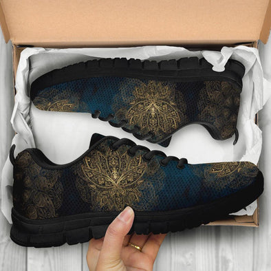 Lotus Handcrafted Sneakers