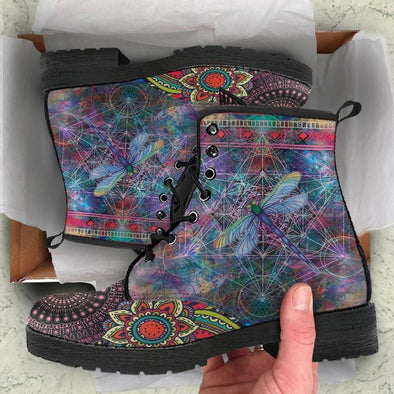 SIZE 7 WOMENS - DRAGONFLY BOOTS - CLEARANCE