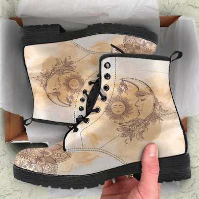 Limited Edition Sun Moon Boots