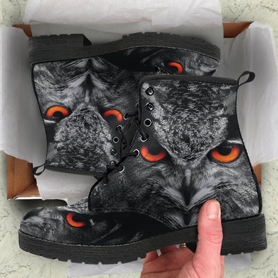 Owl Boots