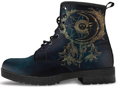 Sun & Moon Handcrafted Boots Limited Edition 2.0