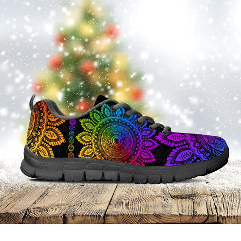 Image of Chakra V1 Handcrafted Sneakers