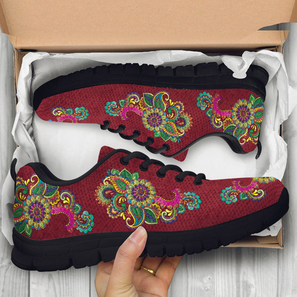 Henna Handcrafted Sneakers V2