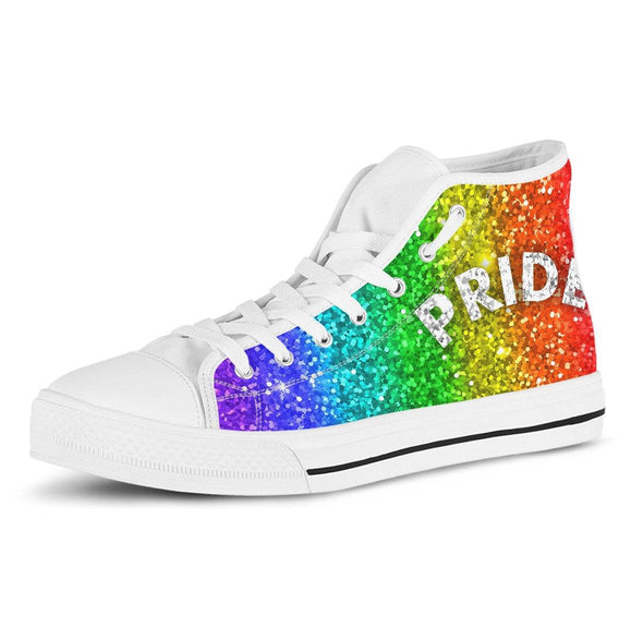 Limited Time 60% Off Pride Men's High Top Shoes