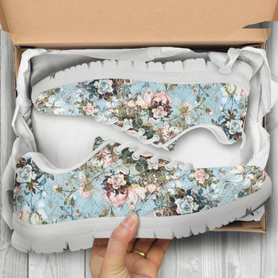 Flower 10 Handcrafted Sneakers