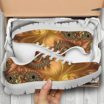 Fractal 2 Handcrafted Sneakers