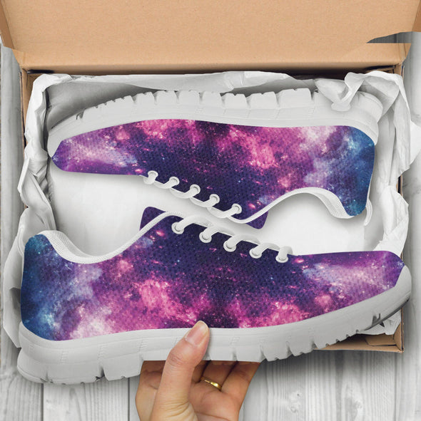 Galaxy Handcrafted Sneakers