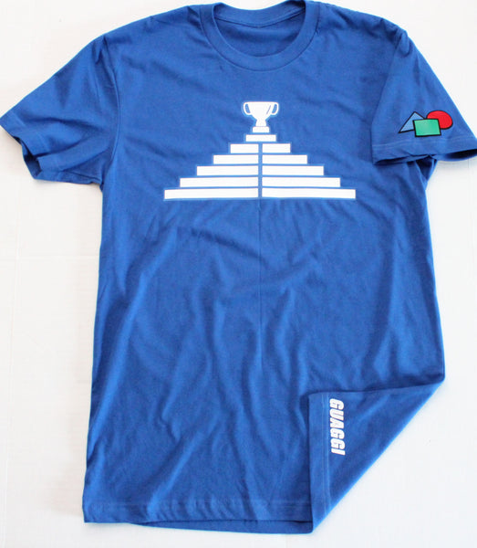 LEVEL Up T - Royal Blue