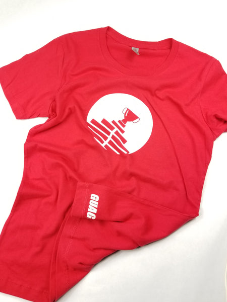 Womens Element T - Red