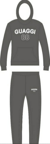 Men's Retro 88 Suit - Elite Grey *PRE ORDER Ships Dec 20th*