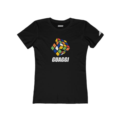 Women's Basic Rubiks T - 6 Colors