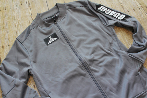 Men's Tech Runner 2 Jacket - Grey