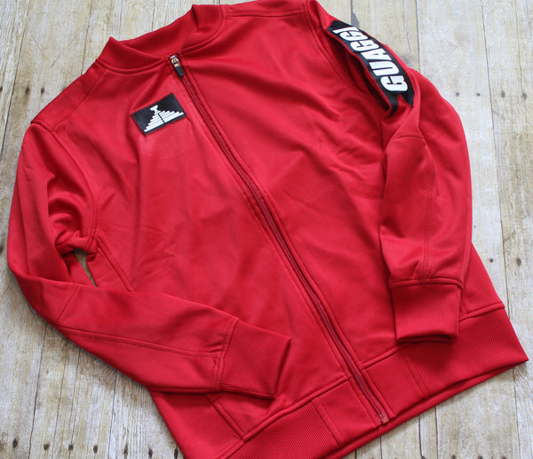 Men's Tech Runner 2 Jacket - Red
