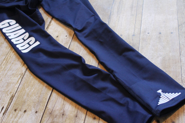 Womens Yoga Compression Pant - Navy