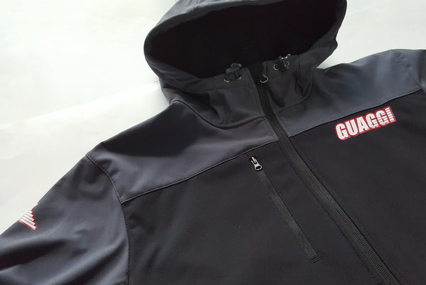 Guaggi-American Ski Club Jacket - DarkSky