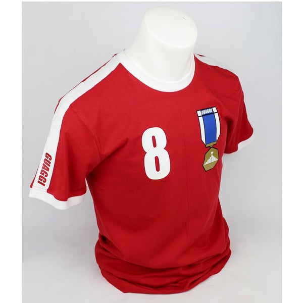 Mens Medal of Honor Soccer Jersey T - Red