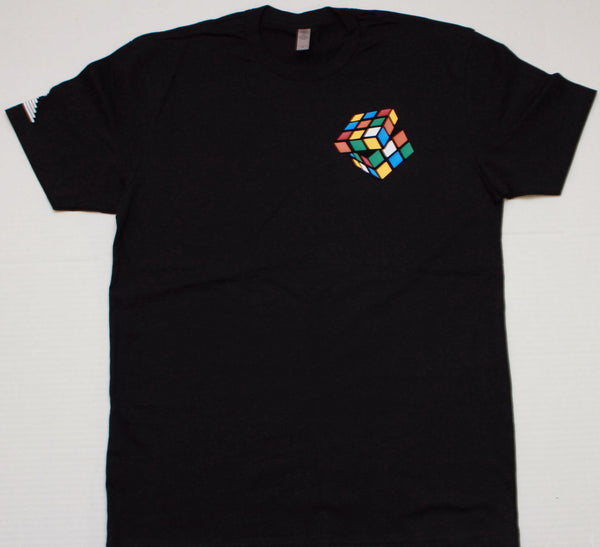 "Rubiks ""Figure It Out"" Tee - Black"