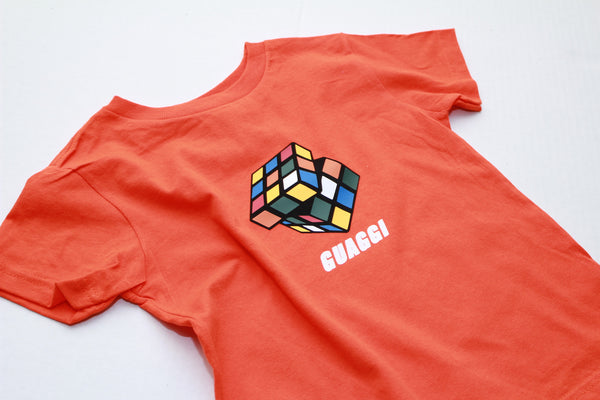 "Boy's Rubiks ""Figure It Out"" Tee"