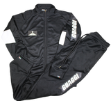 Kids Tech Runner Suit - Black - READ DESCRIPTION - *Ships 2-4 Weeks*